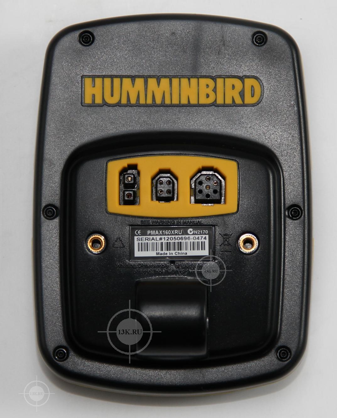 датчик на эхолот humminbird 160 цена