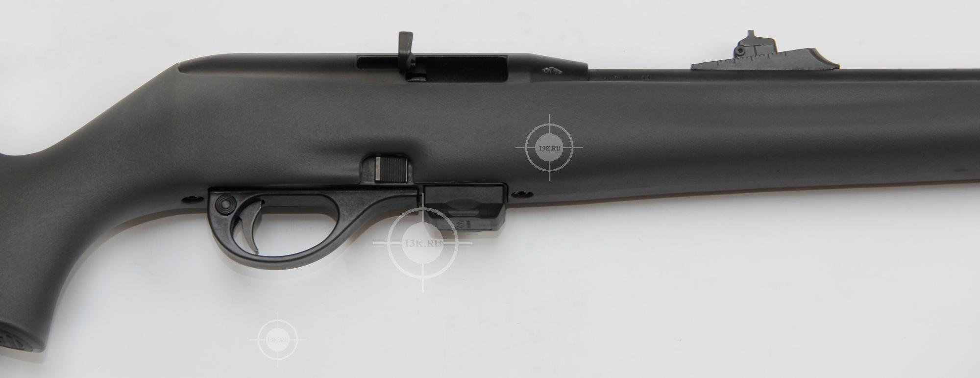 Remington 597 кал 22 lr пластик ствол 510 мм